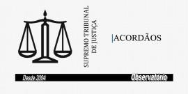 SUPREMO TRIBUNAL DE JUSTIÇA - ACORDAOS