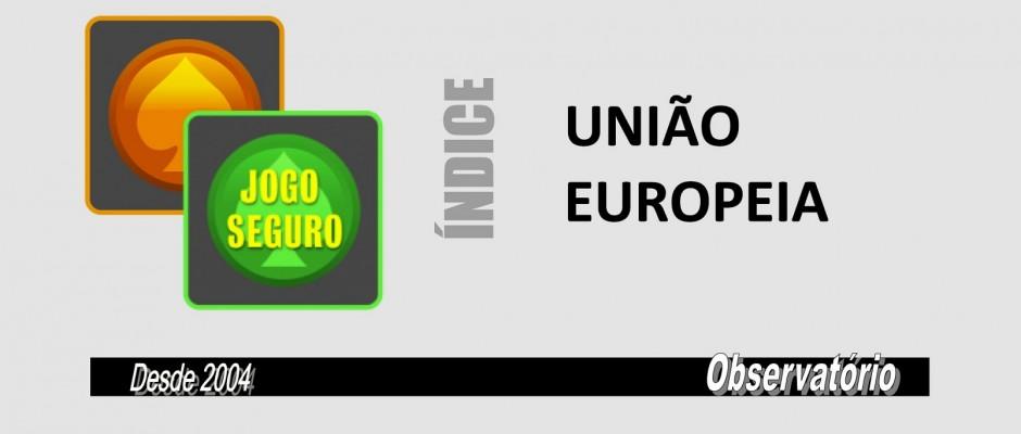INDICE UNIAO EUROPEIA