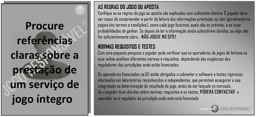 NORMAS REQUISITOS E TESTES