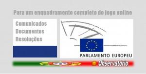 Parlamento Europeu - Documentos