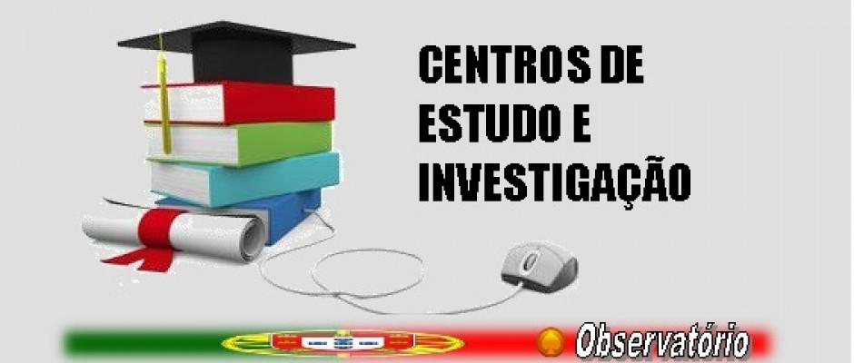 CENTROS DE ESTUDO E INVESTIGACAO