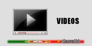 PALETE DE TRABALHO - VIDEOS