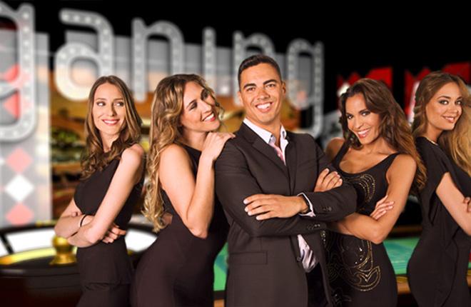 Ganing Casino é transmitido ao vivo a partir do Casino de Aranjuez