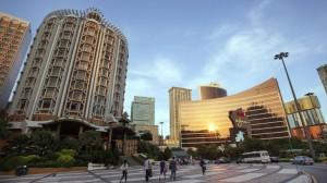 Economia de Macau afunda