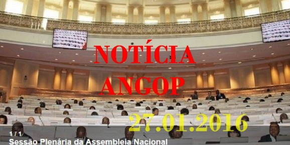 Angola-Lei de Jogos aprovada no Parlamento