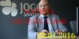Demitiu-se o vice-provedor da Santa Casa da Misericórdia de Lisboa