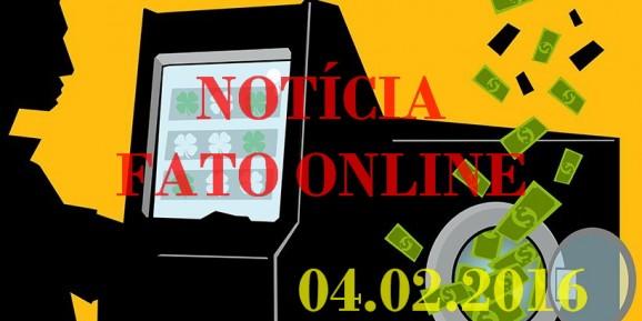 MPF abre frente contra legalização dos jogos de azar...