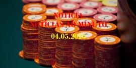 Um a dois jogadores pedem por dia para ser travados à porta de casinos