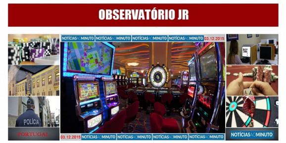 Casinos do Estoril e da Póvoa envolvidos em esquema de fraude fiscal...