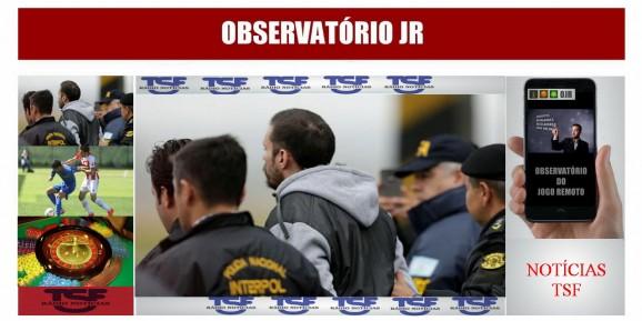 Apostas ilegais levam à detenção de 4 mil pessoas em todo o mundo