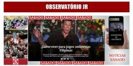 Game over para jogos online nas Filipinas....