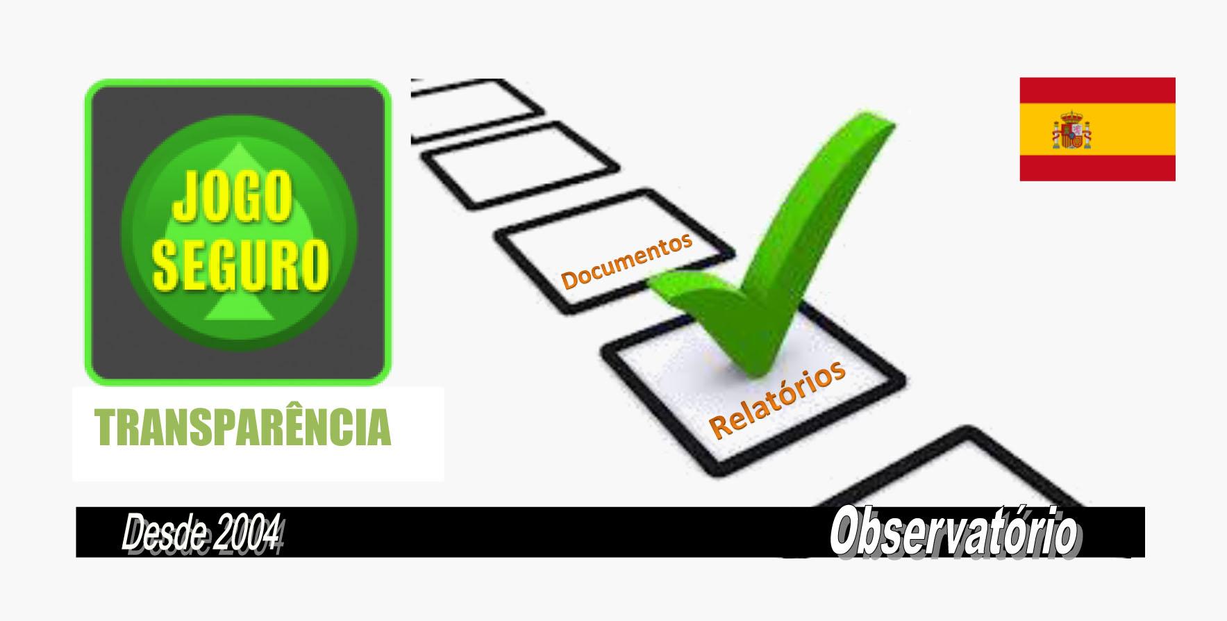 Espanha ministerio del interior relatorio 2010 jogo for Transparencia ministerio del interior